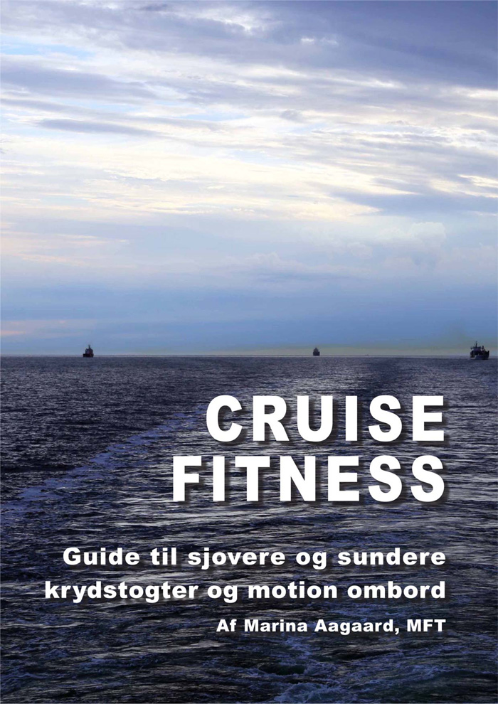 Cruise Fitness sundere krydstogt motion Marina Aagaard blog