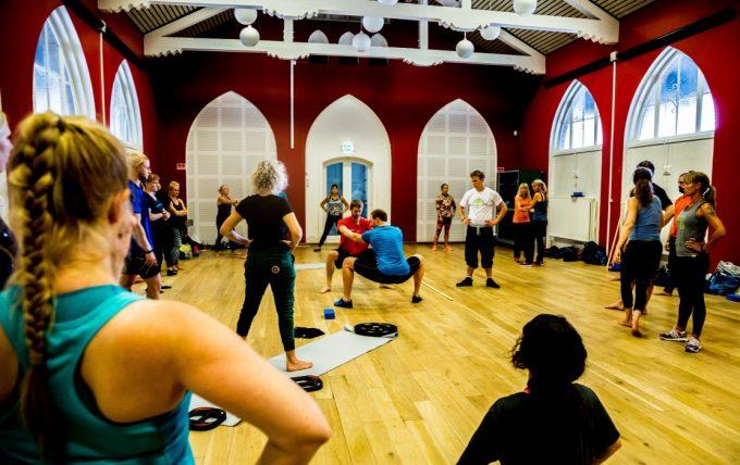 Sjov styrketræning motivation Marina Aagaard blog fitness