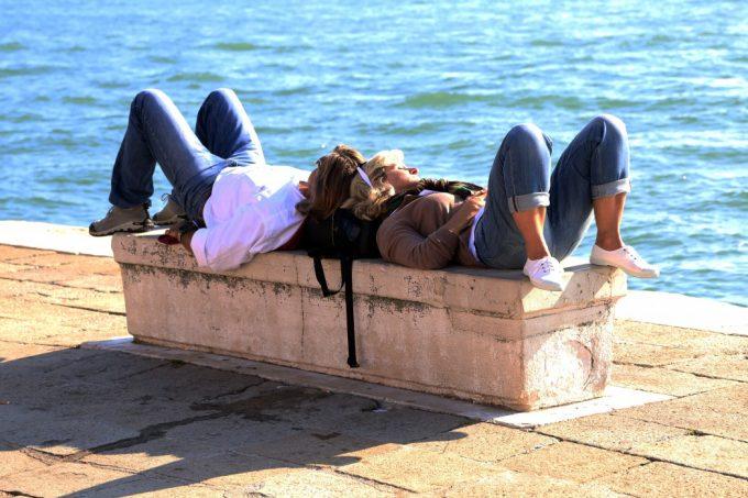 Søvn og sundhed Venedig lur Marina Aagaard blog fitness
