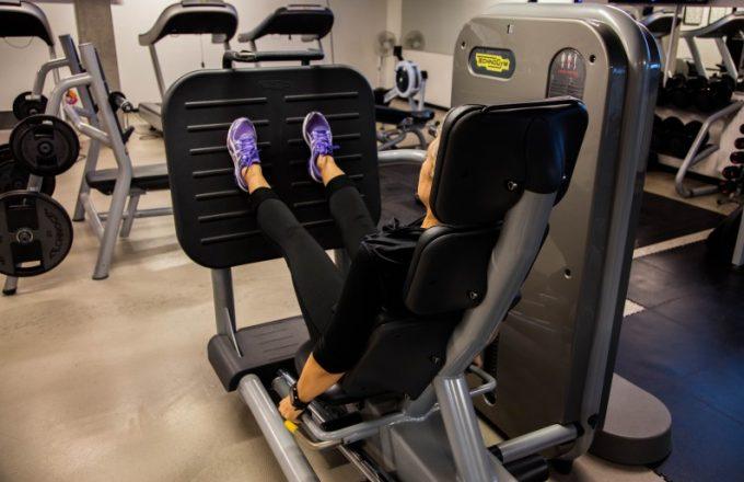 Styrketræning ben benpres Marina Aagaard fitnessblog