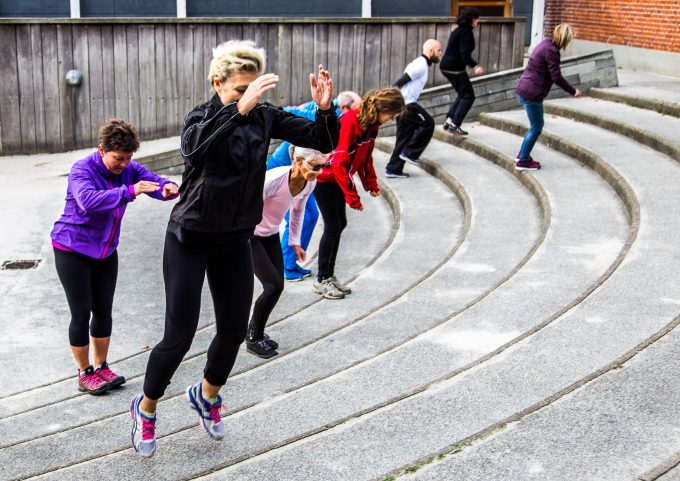Leg fitness Parkour grundtræning Marina Aagaard fitness blog