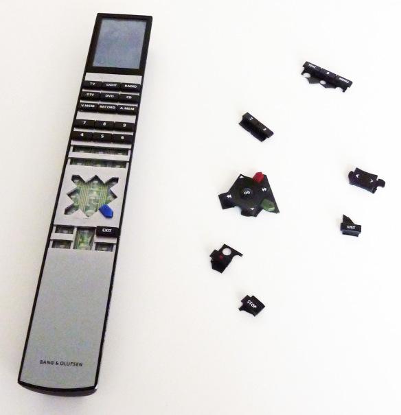 Rex og TV Kødben Remote w