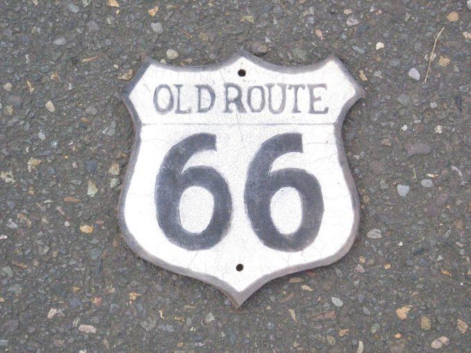 Vaneændring tidsramme nye vaner Trevor_Brady_Old_Route_66_Freeimages