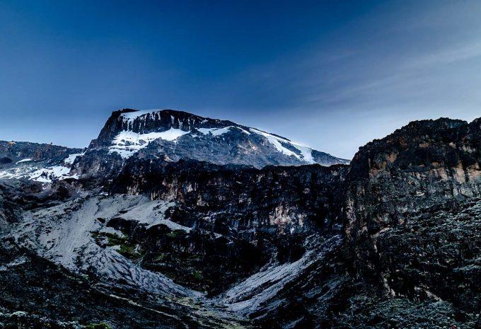 Kilimanjaro trekking tanker Marina Aagaard blog