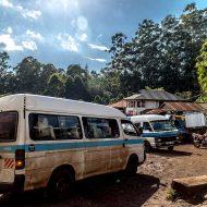 Marangu By Tanzania Africa Kilimanjaro Trek Marina Aagaard blog travel photo rejse