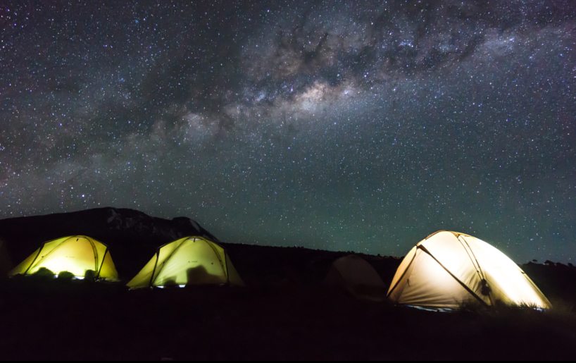 500px Photo ID: 133802373 - One of the most amazing views during the climb of mount Kilimanjaro was the night sky. You simply can?t understand how many stars there are in the sky until you get to a completely dark location with no light pollution and wh