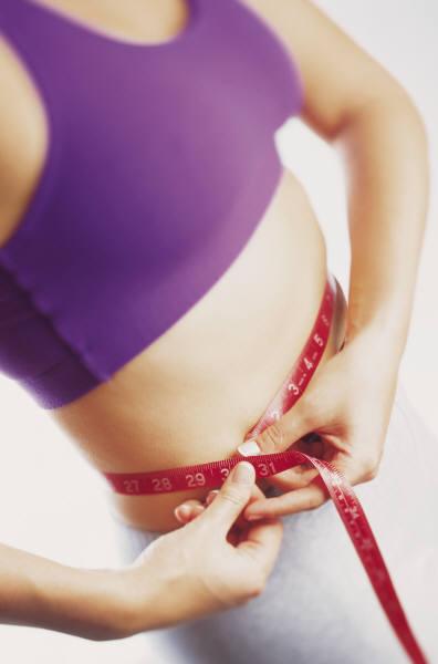 Træning og vægttab Talje Målebånd