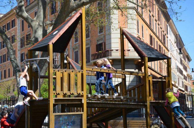 Idræt for børn og unge Legeplads