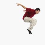 Fitness og sundhed hop mp clipart