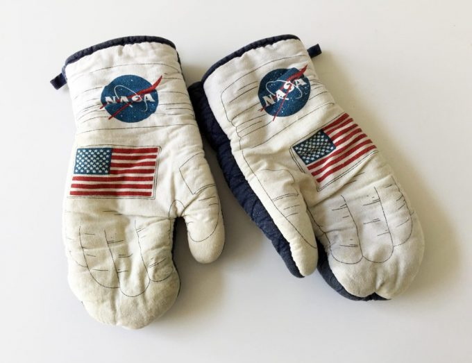 Coolest Cooking Gloves NASA Marina Aagaard blog