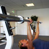 Top 10 motion og sport styrketræning Marina Aagaard blog fitness