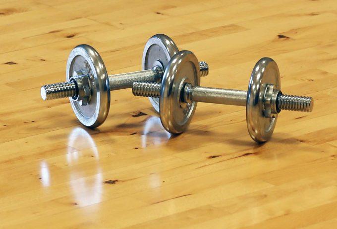 Belastning styrketræning vægt vægte Dumbbells Marina_Aagaard_fitness_blog