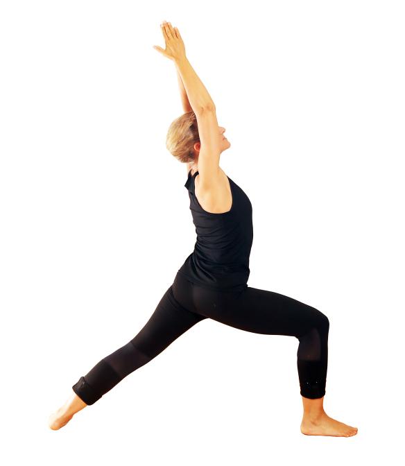 Yoga eller ej Kriger 1 Marina Aagaard blog