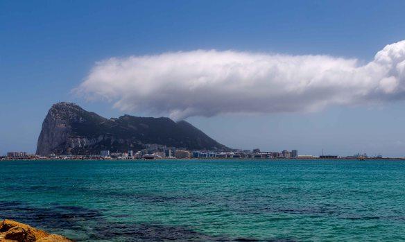 Gibraltar Rock of Gibraltar Marina Aagaard blog travel rejse