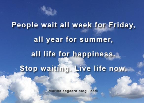 People_wait_all_week_for Friday_Marina_Aagaard_blog
