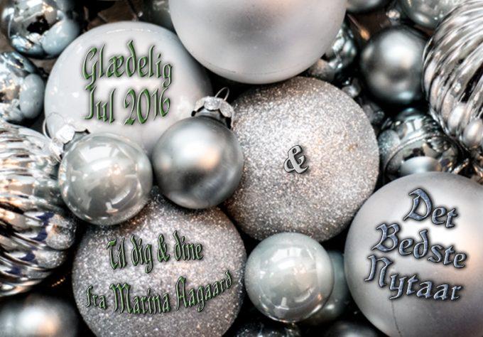 Julehilsen 2016 Marina Aagaard blog