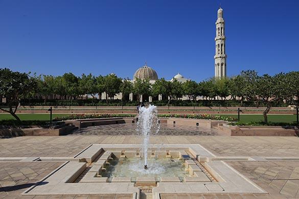 Fra Oman til Dubai Marina Aagaard blog travel rejse