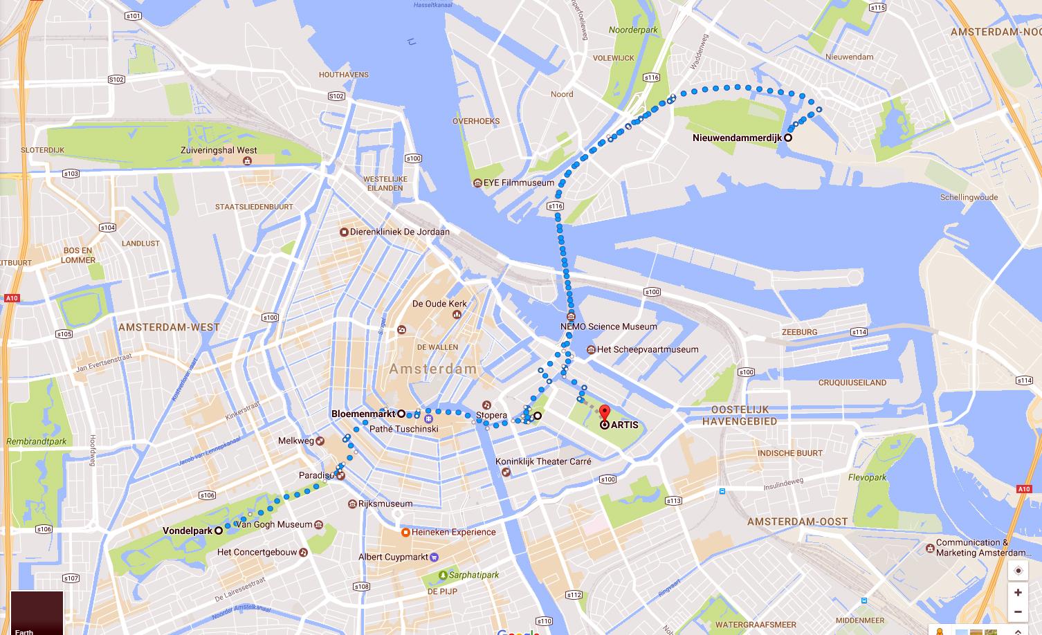 KLM_Amsterdam_Recreational_Walk