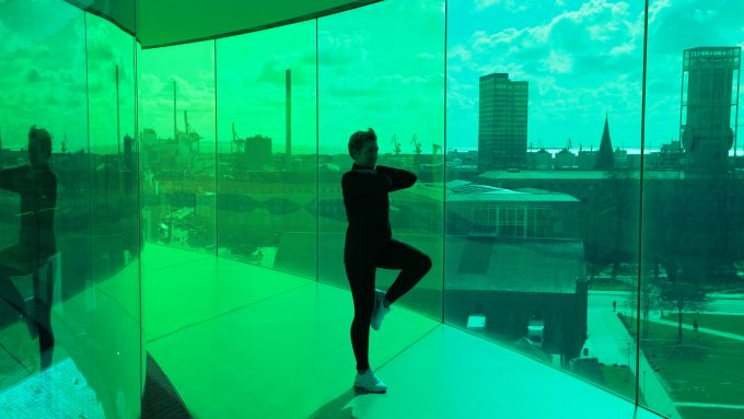 et-bens balance balancetræning Marina Aagaard blog fitness