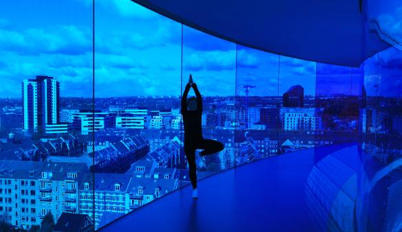 Balancetræning balance Marina Aagaard blog fitness