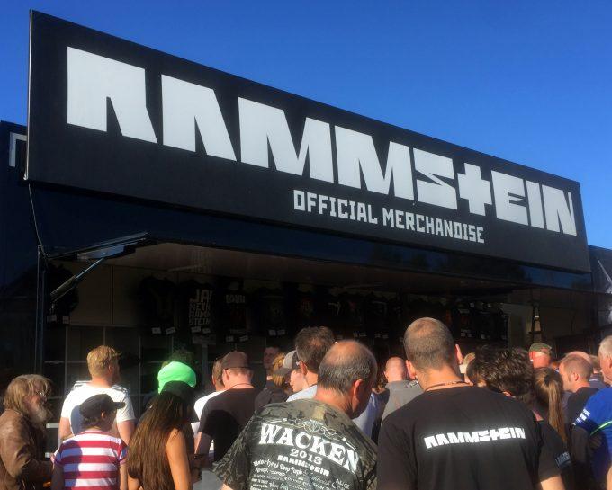Rammstein i Horsens Marina Aagaard blog