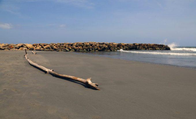 Bocagrande Beach Marina Aagaard travel rejse foto