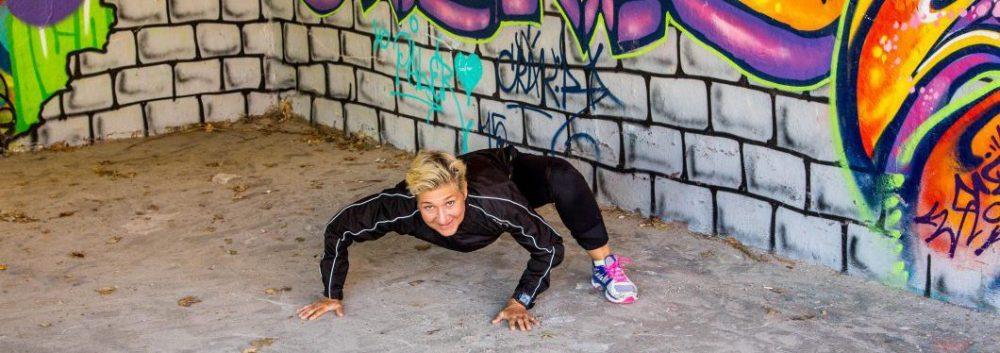 Video training exercises Marina Aagaard blog fitness