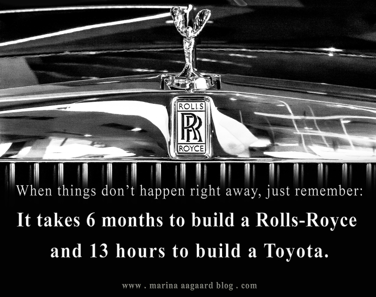 Motivation_When_things_dont_happen_right_away_Rolls_Royce_Marina_Aagaard_blog
