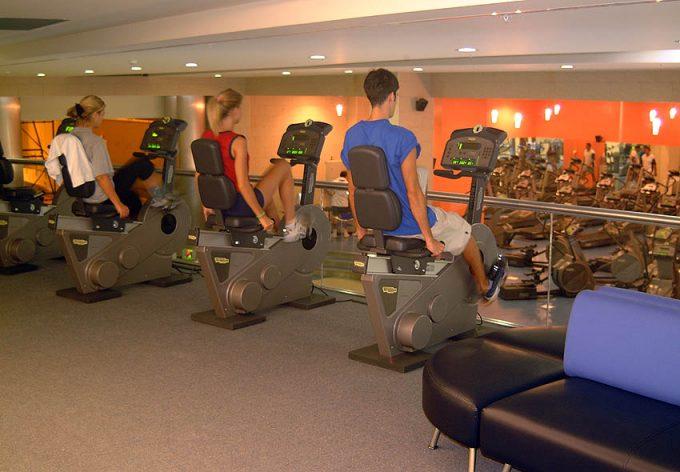 3 minutter per uge Marina Aagaard blog fitness foto Technogym