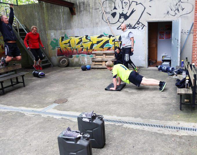 Ny nem 7-minute workout Marina Aagaard blog fitness
