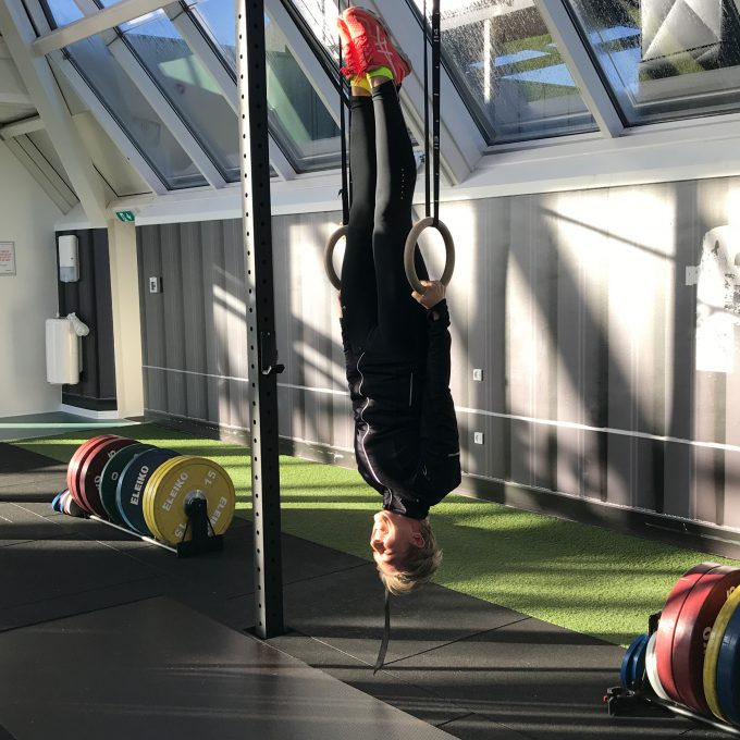 SAID Træningsplanlægning træning Marina Aagaard blog fitness