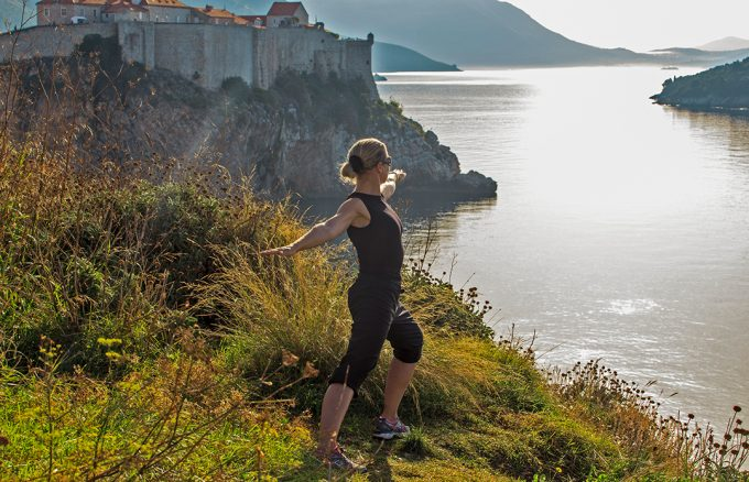 Yoga_morning_Dubrovnik_travel_fitness_Marina_Aagaard_blog