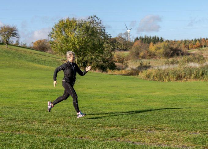 Gangtempo og løbehastighed gå jog løb Marina Aagaard blog fitness