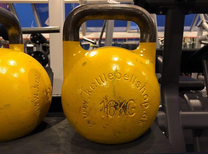Julekalender låge 16 Marina Aagaard blog fitness sundhed kettlebell