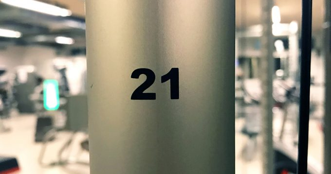 Julekalender låge 21 Marina Aagaard blog fitness sundhed