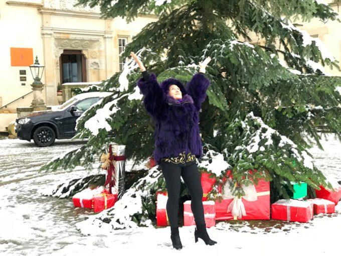 Grøn jul Marina Aagaard blog