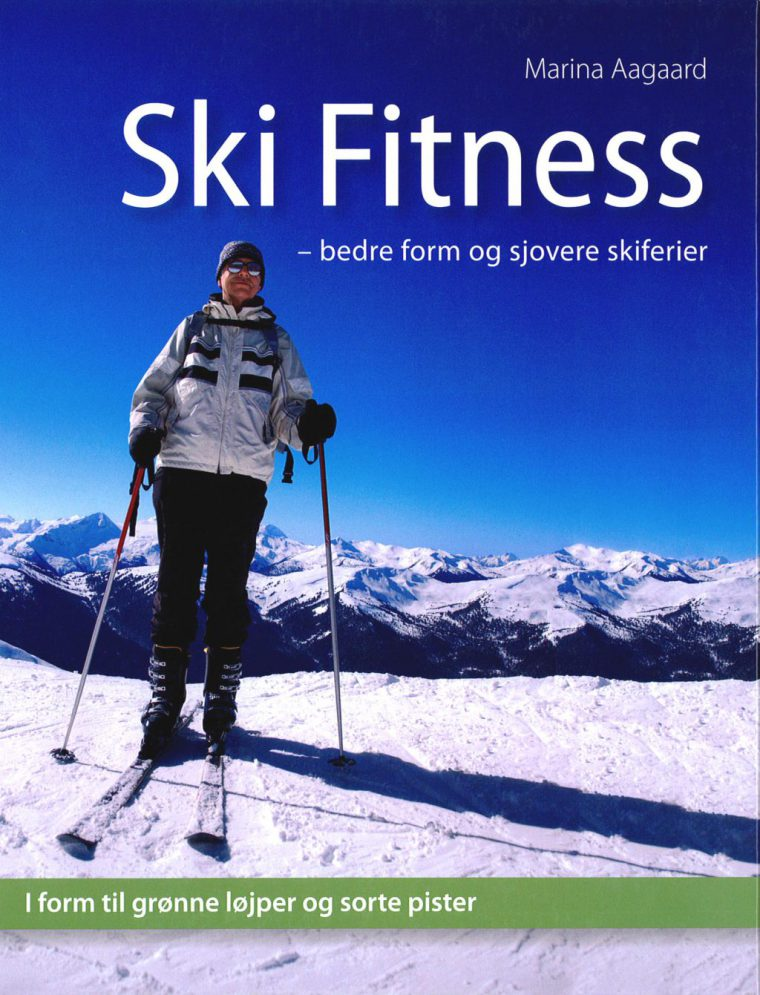 Ski motion bog Marina Aagaard Ski Fitness