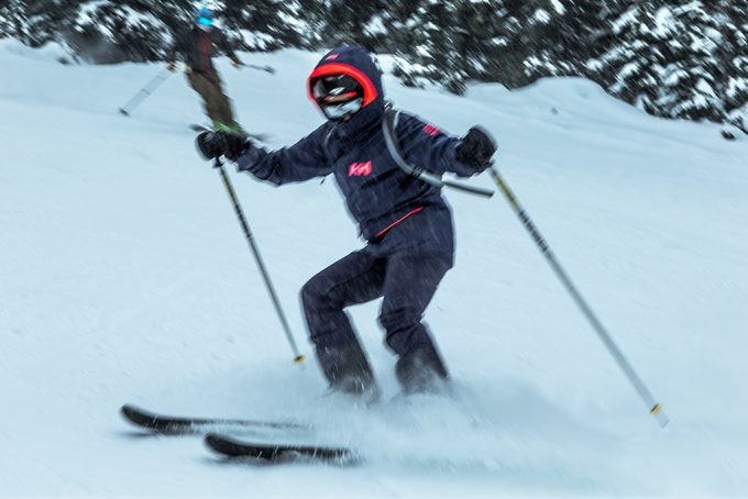 Skiferie Marina Aagaard blog ski fitness