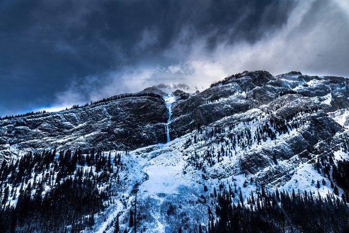 Johnston Canyon Banff Canada Marina Aagaard blog travel