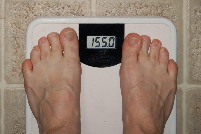 Hvad siger vægten