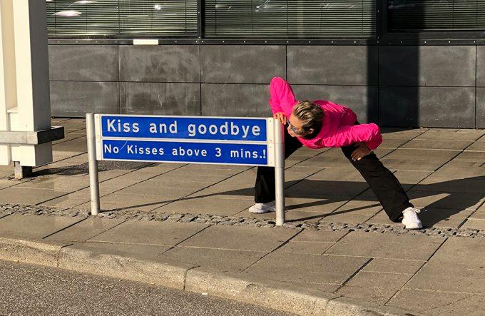 Fra 1000 km/t til 0 Marina Aagaard blog travel rejse