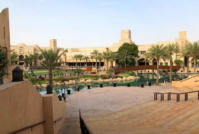 Al Qasr Dubai Marina Aagaard blog travel rejse