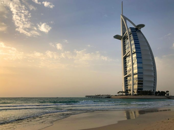Dubai Marina Aagaard blog travel rejse