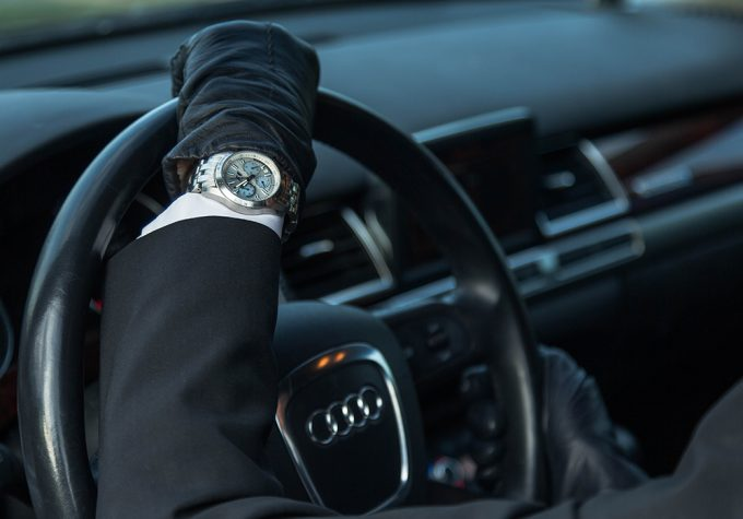 Mig og min (drømme) bil Audi A8 Jacques Lemans Marina Aagaard blog travel
