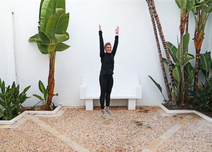 Burpee classic og variationer Marina Aagaard blog fitness