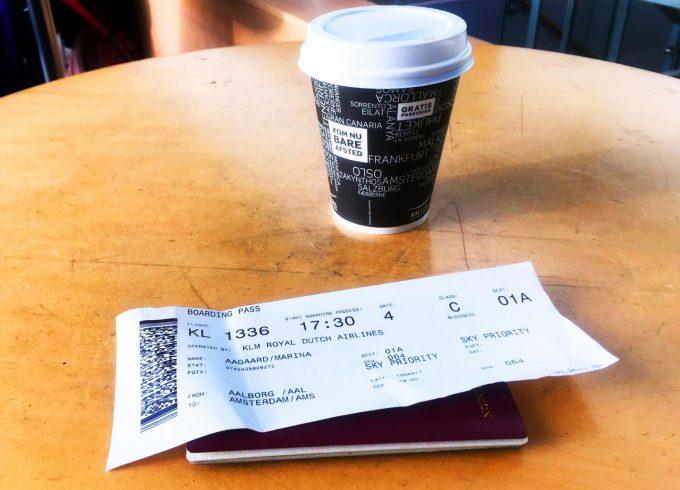 Pakkeliste rejse tjekliste Marina Aagaard blog travel