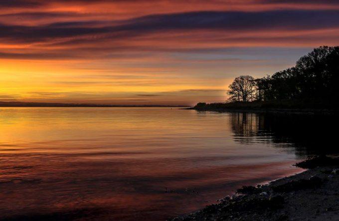Solnedgang_Sunset_Mols_Djursland_Henrik_Elstrup_Marina_Aagaard_blog