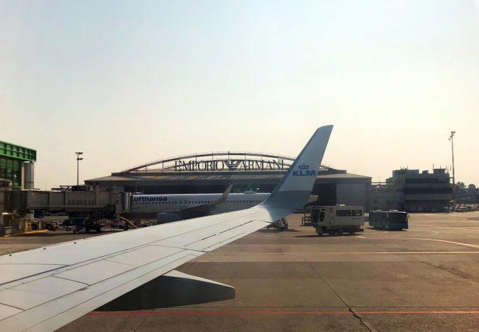 Linate_Lufthavn_KLM_Marina_Aagaard_blog_rejse