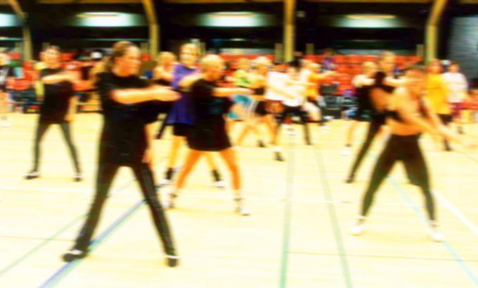 Holdtræning opvarmning inspiration Marina Aagaard blog fitness