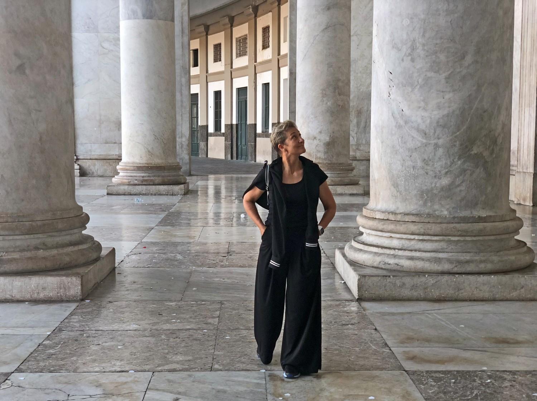 Napoli arkitektur og kultur Marina Aagaard blog travel rejse foto